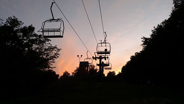 Chair Lift - Mount Pleasant of Edinboro