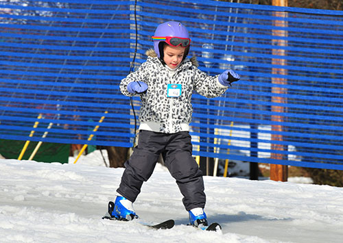 Kids Ski Lessons - Mount Pleasant of Edinboro