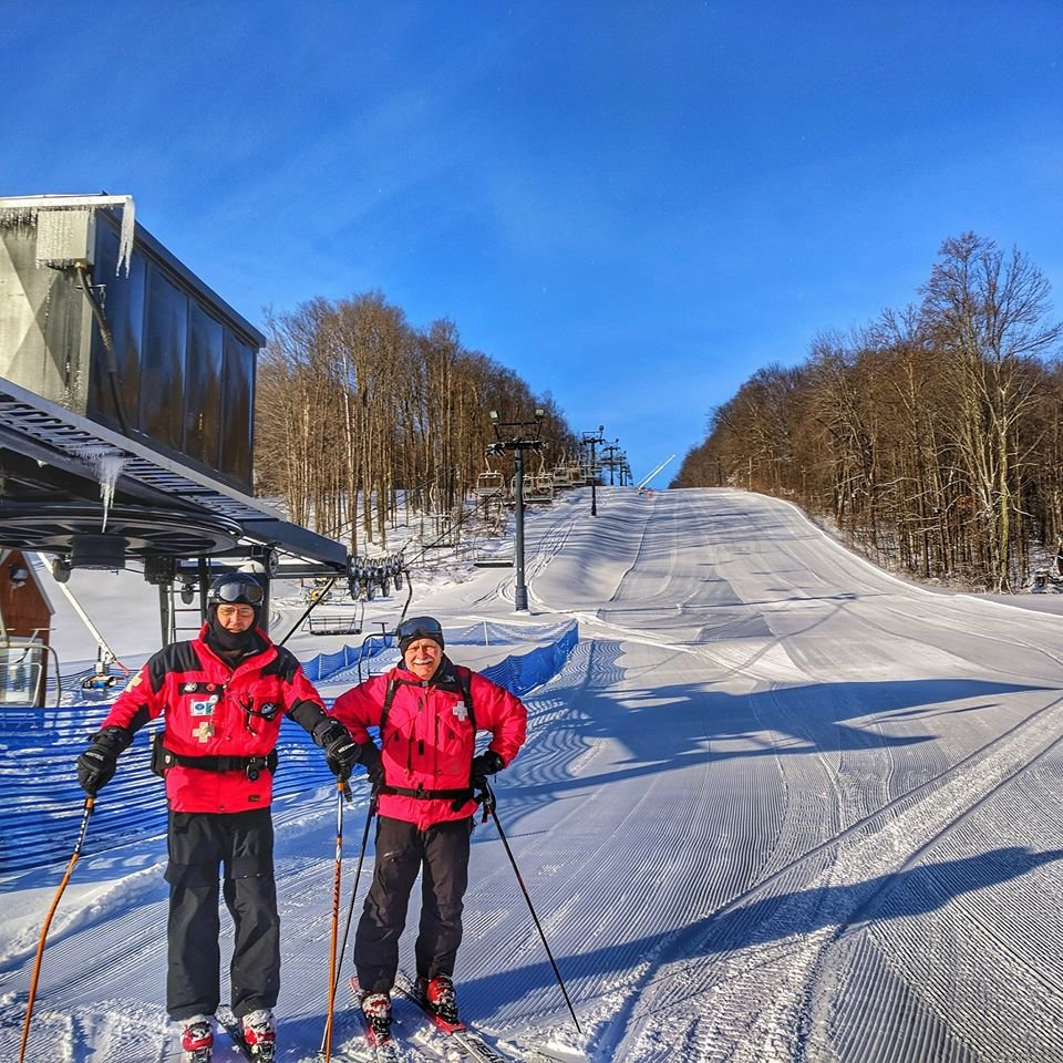 Ski Patrol Course