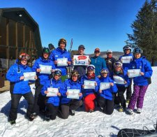 Congratulations PSIA Certified Ski Instructors!