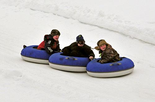 Group Snow Tubing - Mount Pleasant of Edinboro