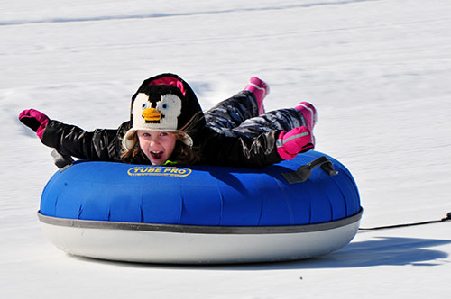 Snow Tubing - Mount Pleasant of Edinboro